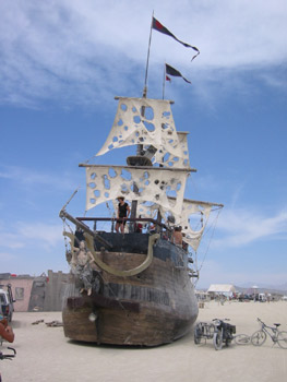 Core77 Articles Sally Slevin Burning Man